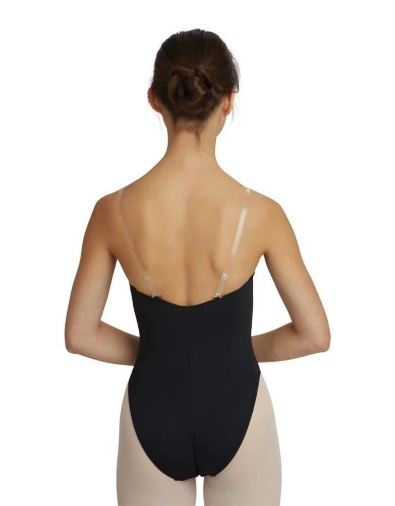 Capezio Clear Shoulder Straps