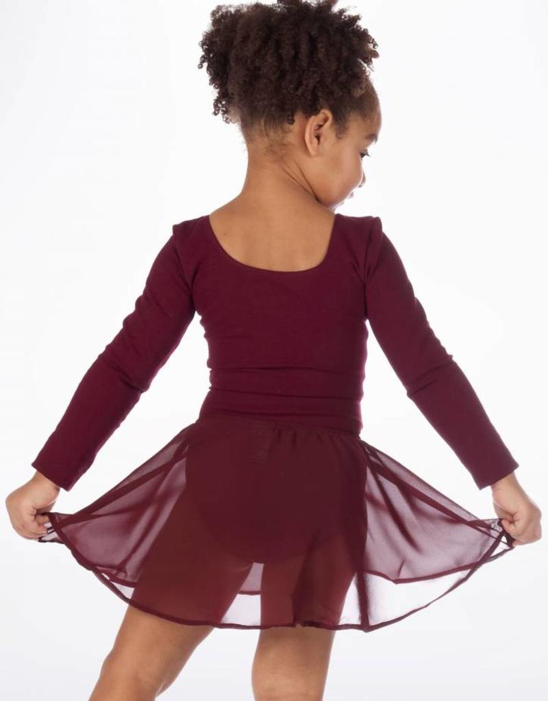 Bloch Mock Wrap Skirt CR5110