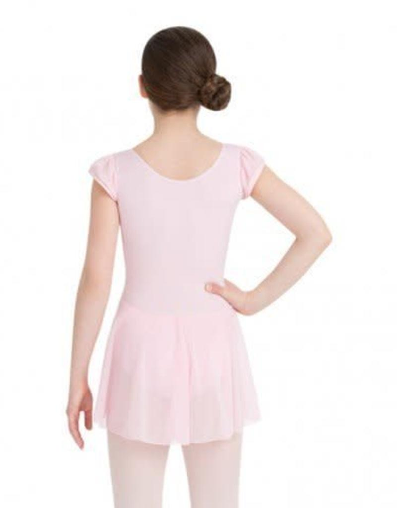 Capezio Flutter Sleeve Dress 3973C