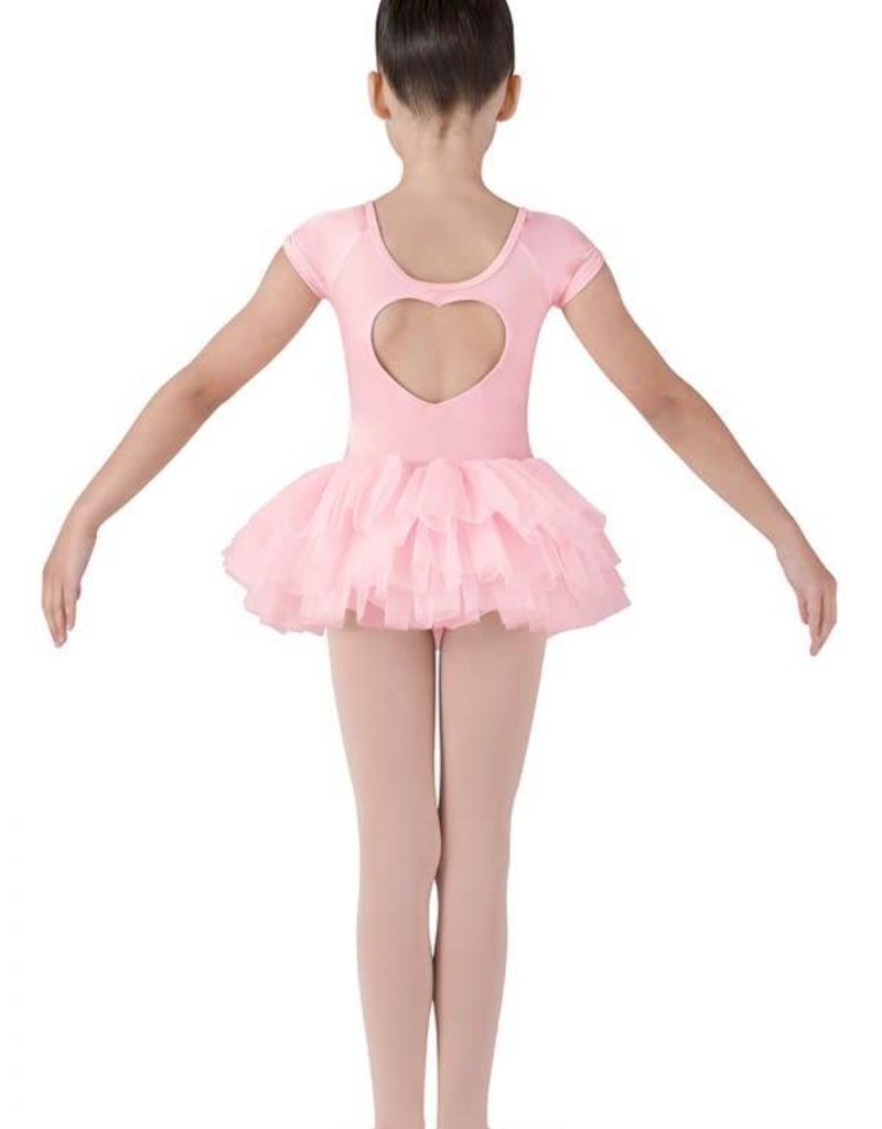 Bloch Heart Dress CL8012