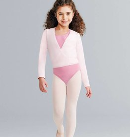 Capezio Girl's Wrap Top CC850C