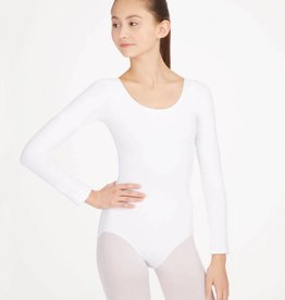 Capezio Long Sleeve Cotton Leo