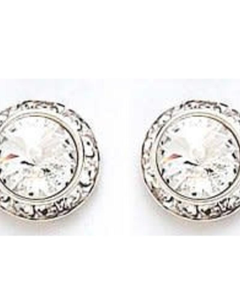 Dasha 13mm Swarovski Crystal Earrings 2712