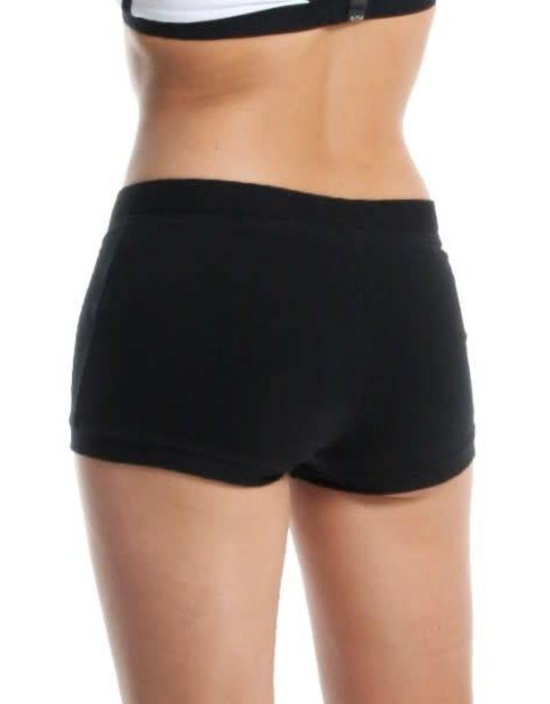 Capezio CC600 Shorts BLK