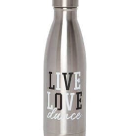 Sugar & Bruno D8396 Live Love Water Bottle