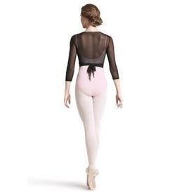 Bloch Mesh Wrap Top Z1926