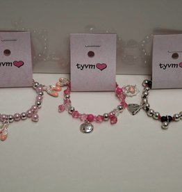 Elastic Dance Bracelets