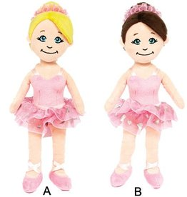 Dasha Ballerina doll Blonde 6262A