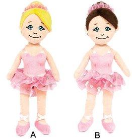 Dasha Ballerina doll 6262B Brunette