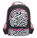 Zebra Sequin Backpack 74300