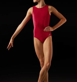 Leo Child Velvet Gymnastic Leotard
