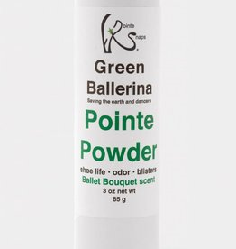 Green Ballerina Pointe Powder