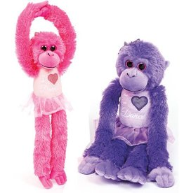 Dasha Plush Monkey 6278