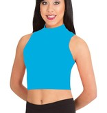 Body Wrappers Mock Neck Pullover BWP063