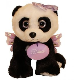 Dasha Panda Plush 6267