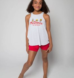 Sugar & Bruno Youth One Size Everyday Tank McDance D8332