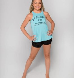 Sugar & Bruno Youth One Size Everyday Tank Shufflin D8327