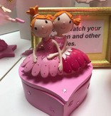 Best Friend Ballerina Box