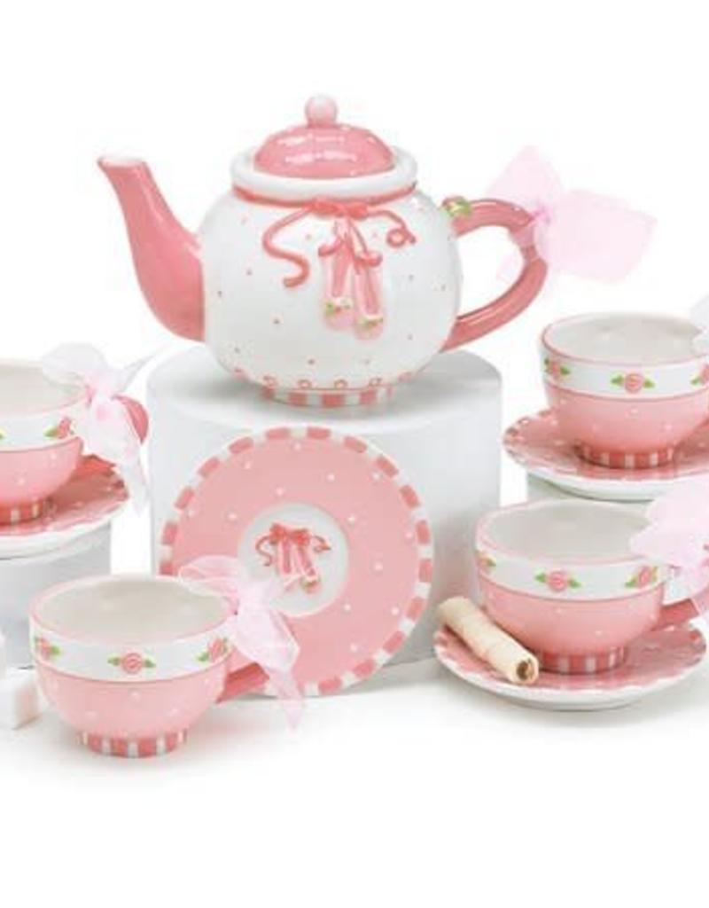 Ballet Tea Set