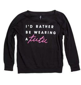 Sugar & Bruno TuTu Long Sleeve Tee