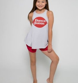 Sugar & Bruno Dance Queen Youth Everyday Tank OS D8486