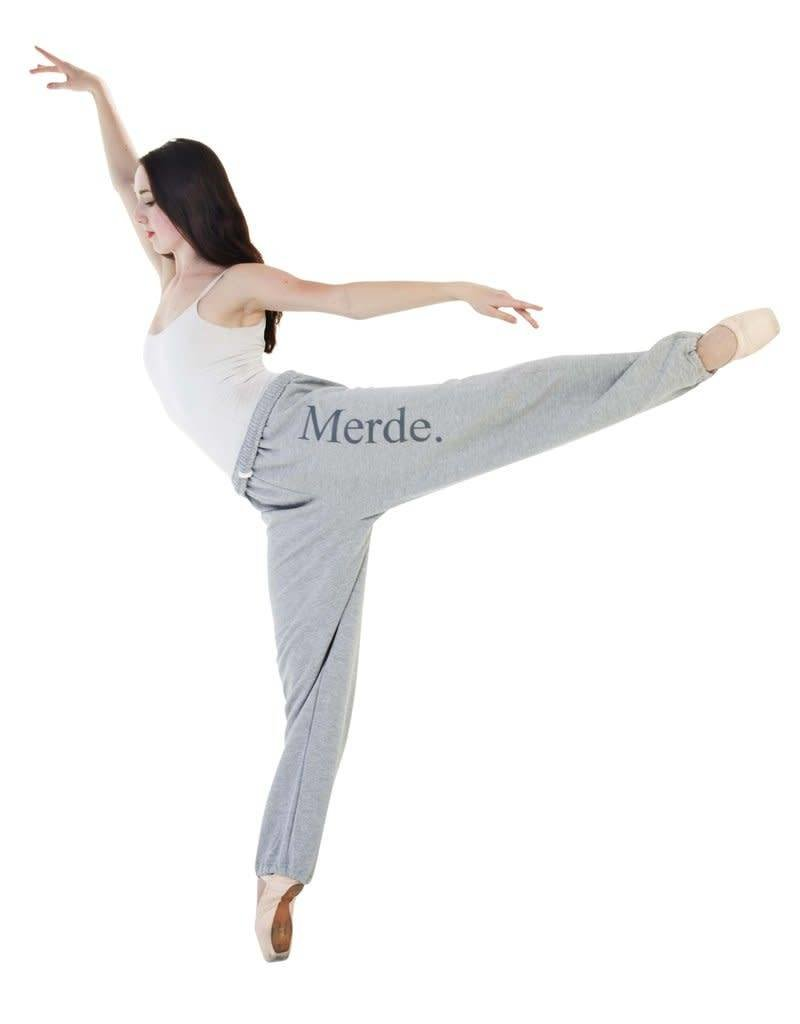 Ballet Freak Merde Sweat Pants