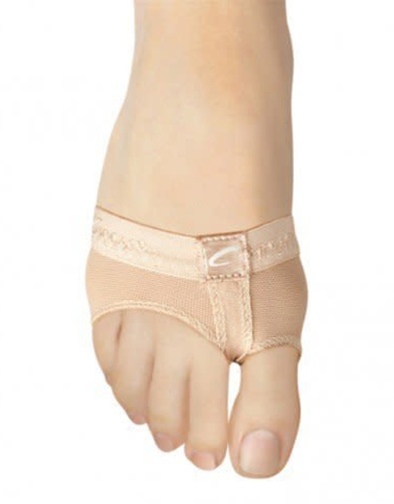 Capezio Child FootUndeez H07C NUD