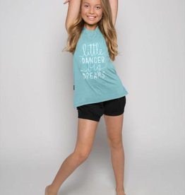 Sugar & Bruno Little Dancer Youth Metro Tank