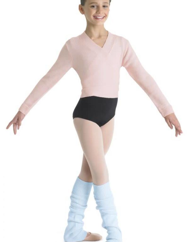 Bloch PASTEL BLUE LEG WARMER CW0982
