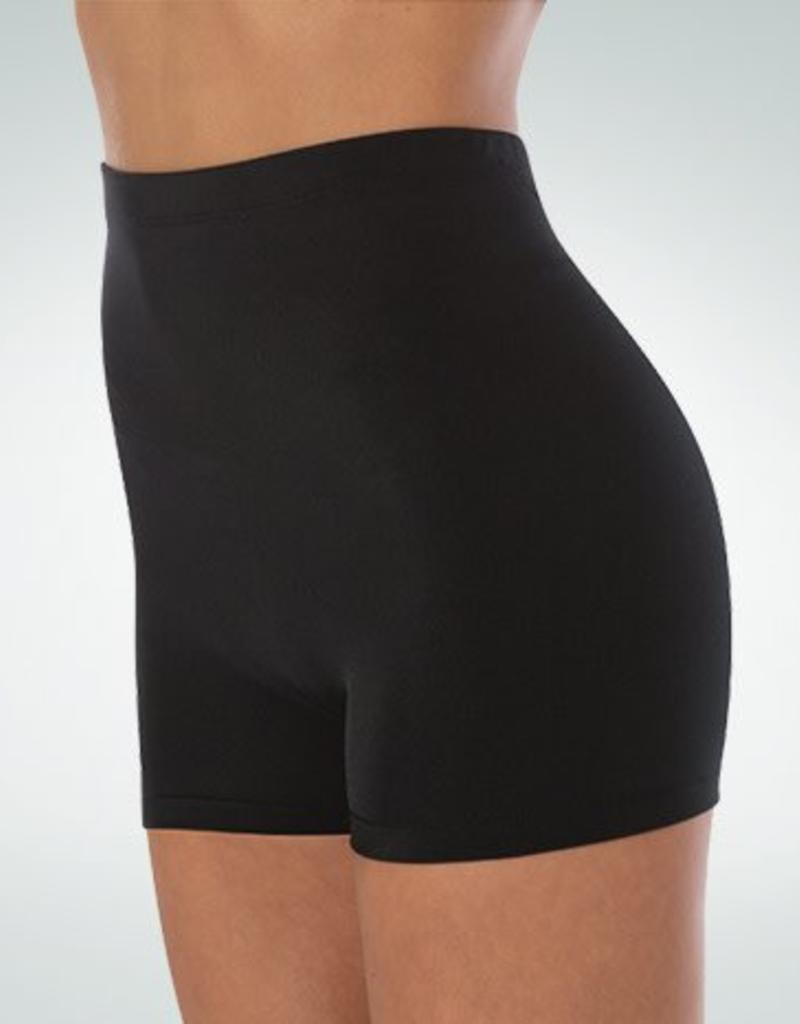 Body Wrappers BWP085 Child Hi Waist Shorts