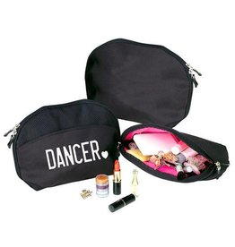 covet Dancer Cosmetic Bag DNCR-CB