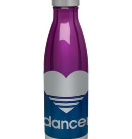Sugar & Bruno D8763 Heart Dancer Water Bottle