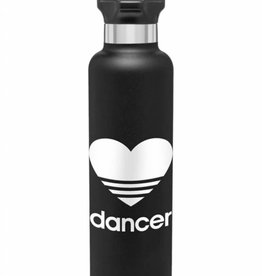 Sugar & Bruno D8707 Heart Dancer Bottle BLK