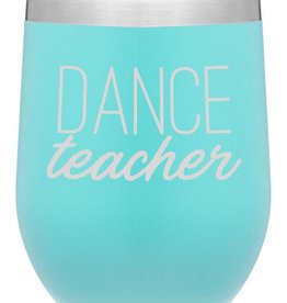 Sugar & Bruno Dance Teacher Tumbler