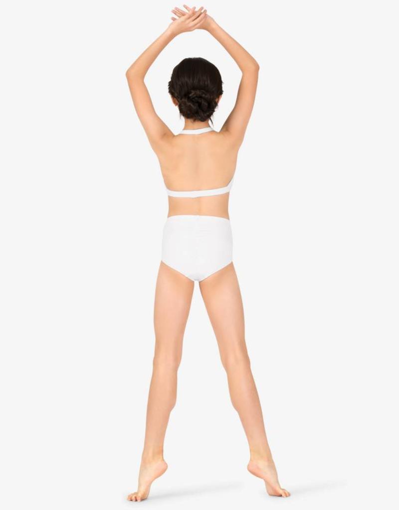 Body Wrappers BWP1030 Tween Halter Bra Top
