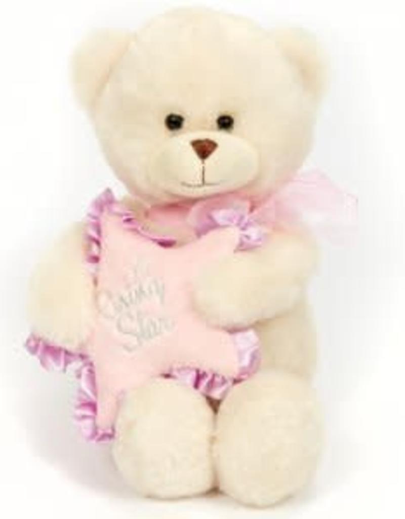 Dasha Rising Star Bear Plush 6283