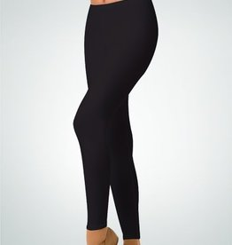 Body Wrappers Low Rise Footless Legging BWP221