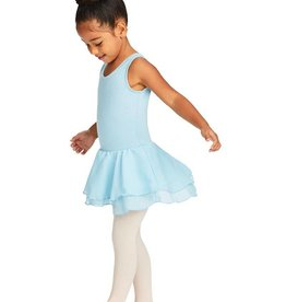 Capezio Double Layer Skirt Ballet Dress CC877C