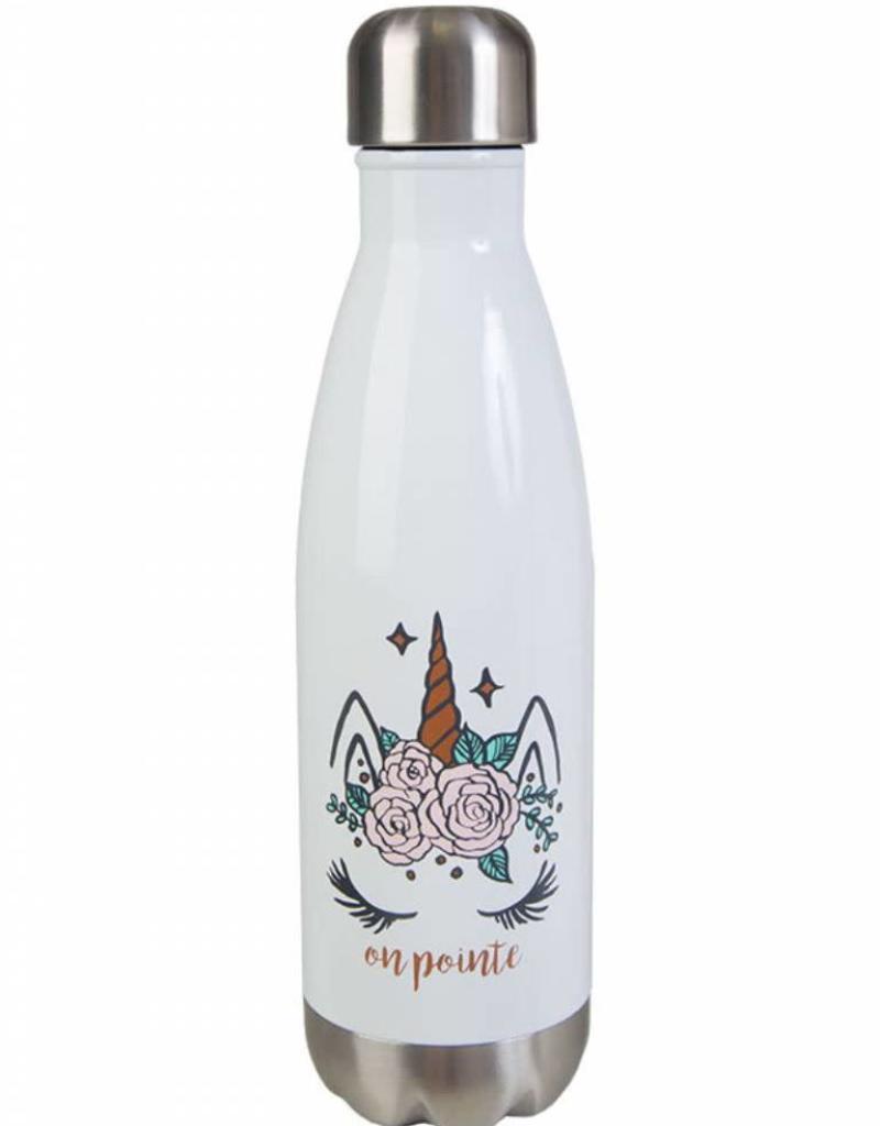 Sugar & Bruno On Pointe Water Bottle D9089