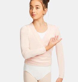 Capezio Knit Wrap Sweater CK10949C