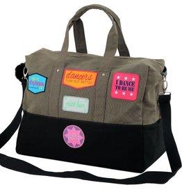 Patch Dance Bag