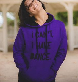covet I Cant Hoodie PUR