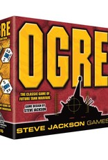 Steve Jackson Games Ogre Sixth Edition