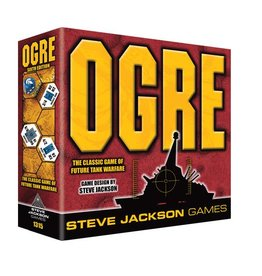Steve Jackson Games Ogre Sixth Edition