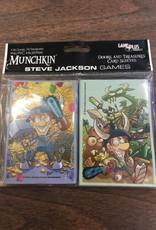 Steve Jackson Games Sleeves: Munchkin Sleeves: Doors and Treasures