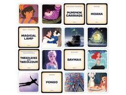 Usaopoly Codenames Disney Family