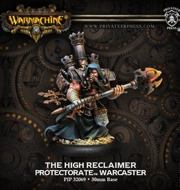 Protectorate Warcaster The High Reclaimer