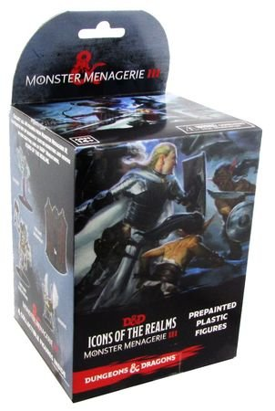 Wizards of the Coast D&D Miniatures: Icons of the Realms Monster Menagerie 3