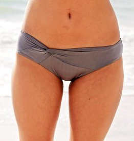 Liquid By Luxe Beach Pant  - Sharkskin