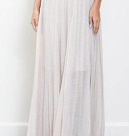 New Romance Skirt- Champagne